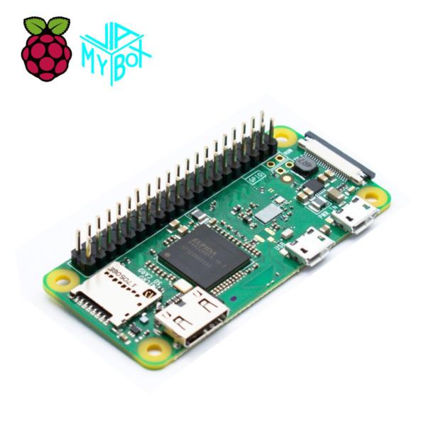 Raspberry Pi Zero no case