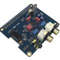 Звуковая ЦАП карта PiFi DAC V2.0 I2S с RCA аналоговым выходом